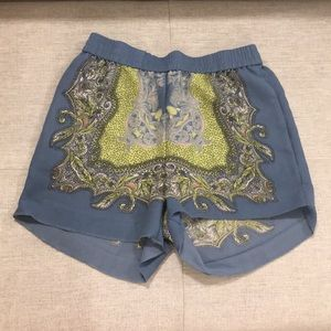 BCBGMaxAzria summer shorts